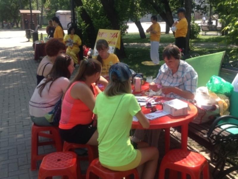 В июльском «Иркутском Арбате» приняли участие 120 мастеров