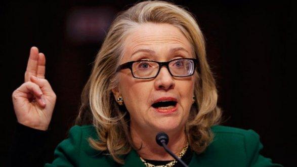Клинтон настаивает: это не Украина сбила малайзийский Boeing