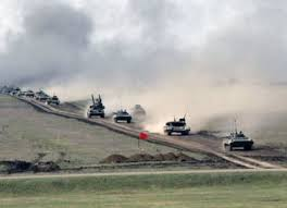 Украинские войска атакуют Луганск