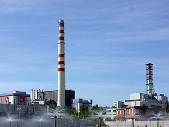 Курская АЭС работает в штатном режиме