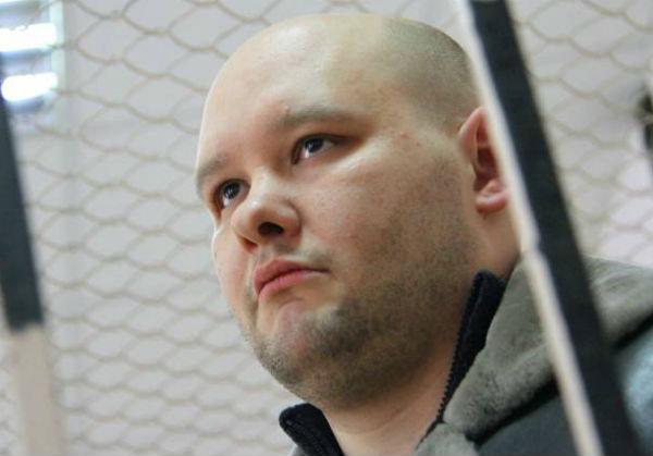 Московский националист Даниил Константинов вину не признает