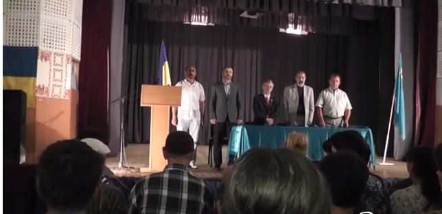 Крымско-татарский Меджлис отозвал своих представителей из органов власти Крыма