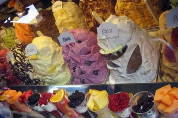 Фестиваль мороженого пройдет в Москве в выходные