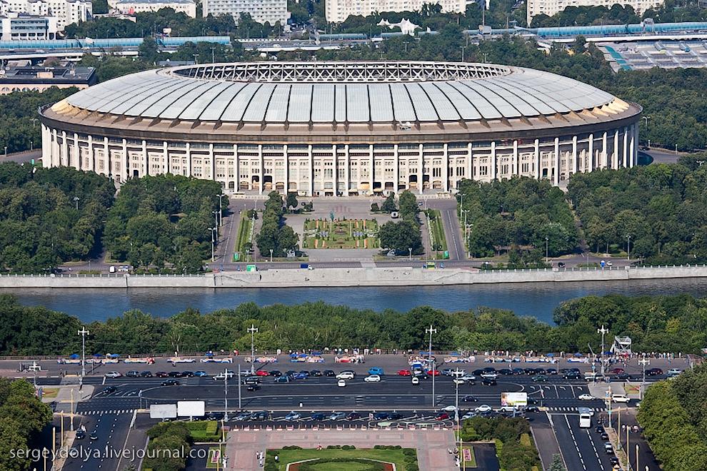 На реконструкцию «Лужников» потратят 17 миллиардов рублей