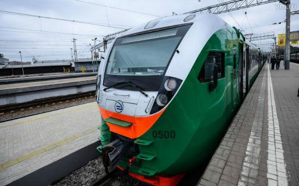 Новый подмосковный супер-поезд оценил Сергей Собянин
