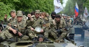Минувшей ночью на востоке Украины шли интенсивные военные действия - ополченцы