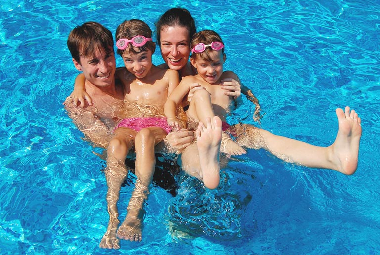 Ошибки летнего отдыха с ребёнком