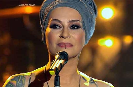 Наргиз Закирова представила Россию на фестивале