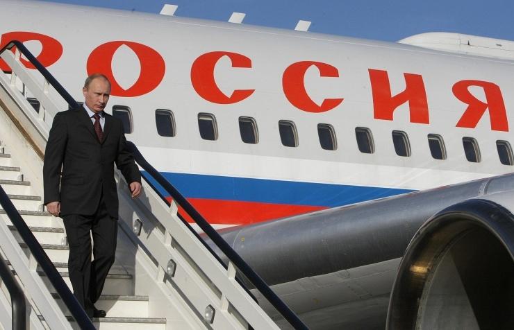 Путин нанес визит в Никарагуа