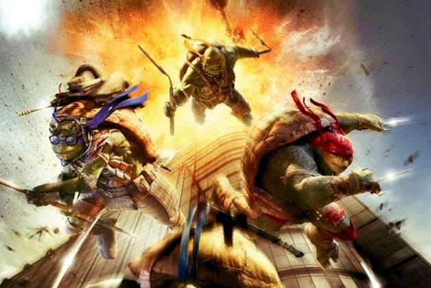 Paramount извинилась за случайный намек на теракт 11 сентября на постере «Черепашек-ниндзя»