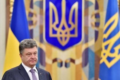 Зона силовой операции на Украине будет сужена по команде Порошенко