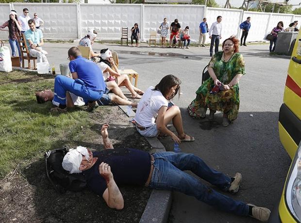 Погибших в московском метро уже 20