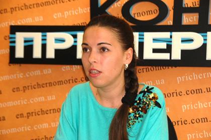 Пресс-секретарь мэра Одессы Мария Олейник лишилась должности из-за записи в Facebook