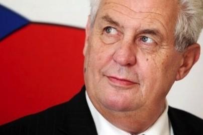 Президент Чехии вновь выступил против антироссийских санкций