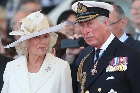 Принц Чарльз не будет разводиться с Камиллой Паркер-Боулз