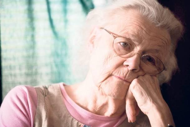 Россия – лидер по количеству суицидов среди пожилых людей