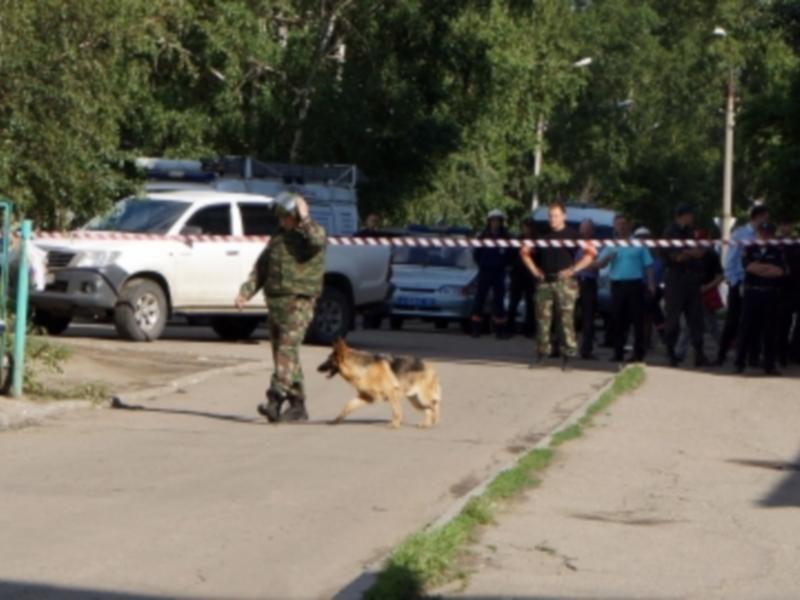 Артиллерийский снаряд обнаружили в жилом секторе Шелехова