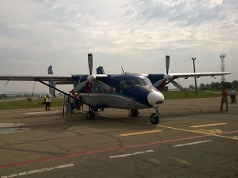 Самолет из Иркутска на Ольхон вылетит завтра утром