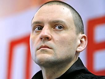 Удальцов признан виновным в организации массовых беспорядков