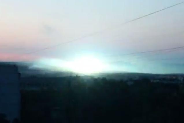 Луганск: днем и ночью идут страшные бои