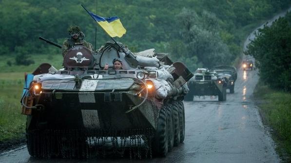 Силовики заняли город Константиновка в Донбассе, сообщили ополченцы