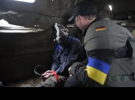 Ляшко снял на видео пытки старика из Донбасса
