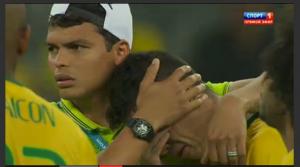Поражение бразильцы восприняли очень тяжело