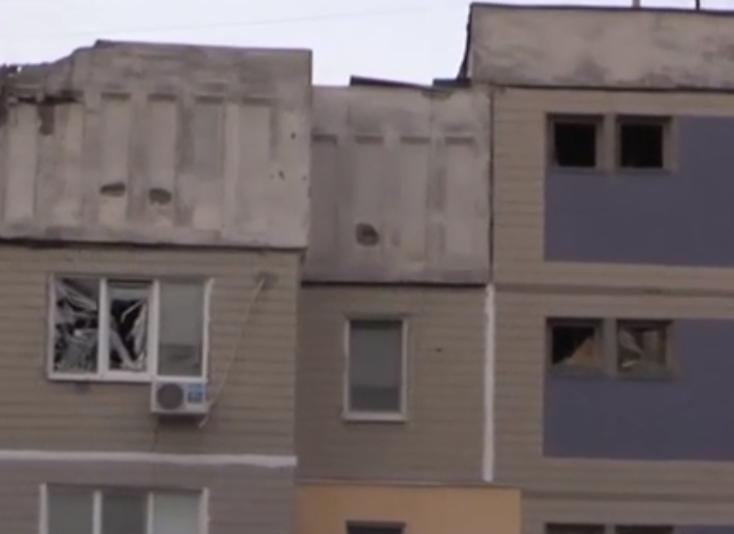 Южные окраины Луганска обстреляны из минометов
