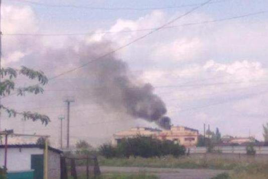Украинские каратели начали активно применять РСЗО Смерч