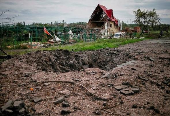 Четыре человека погибли в донецком Дзержинске в результате обстрела