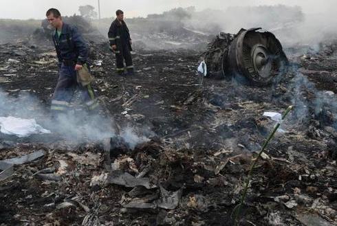 Нидерландский совет безопасности изучит маршрут упавшего Boeing