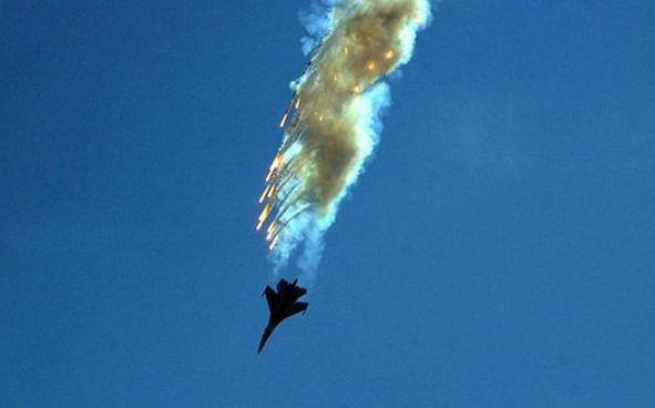 Украинский штурмовик в последний момент отказался от авиаудара по Луганску