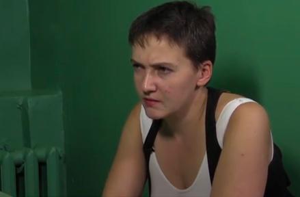 Надежду Савченко арестовали в Луганской области