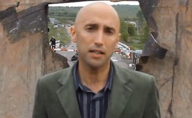 В украинских СМИ появилось видео допроса Грэма Филлипса в СБУ