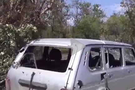 Ополченцы разгромили украинскую армию под Торезом