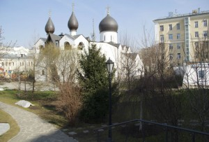 Свято-Покровский храм Марфо-Мариинская обитель