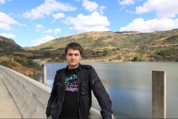 Сын Авакова устроил гонки в центре Киева
