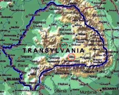 Венгры Румынии требуют автономии