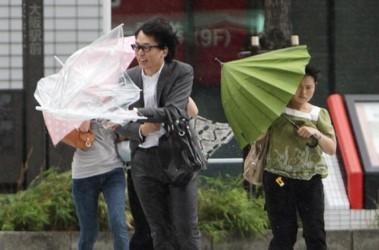 Тайфун «Неогури» угрожает Сахалину