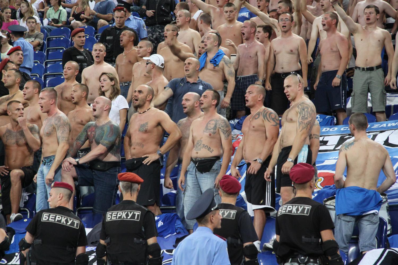 УЕФА накажет украинский «Днепр»