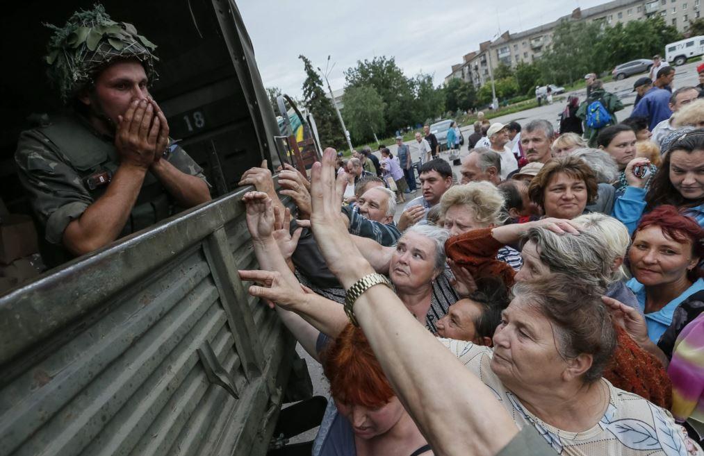Украина не приняла гуманитарную помощь от России