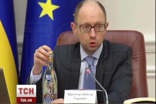 Украина вводит санкции против россиян за поддержку ополченцев