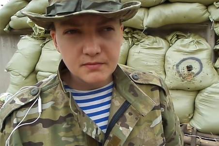 Воронежский суд признал законным арест украинки Савченко