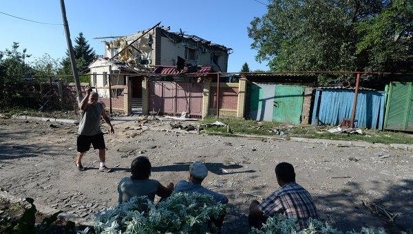В Донецке слышны взрывы