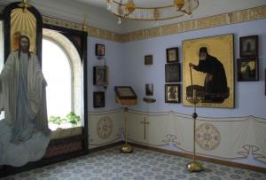 В музее Марфо-Мариинской обители