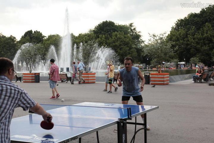 В столице стартует «Кубок мэра Москвы по пинг-понгу»