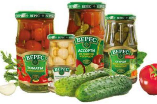 Украинские консервы в России попали под запрет