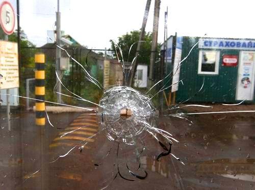 За лето с Украины девять раз обстреляли территорию России