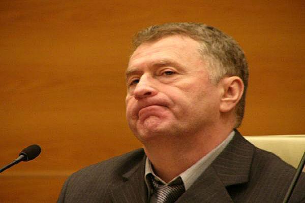 Жириновский заключает пари на итог ЧМ в Бразилии