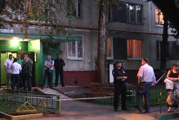 В Москве задержали убийцу годовалого ребенка